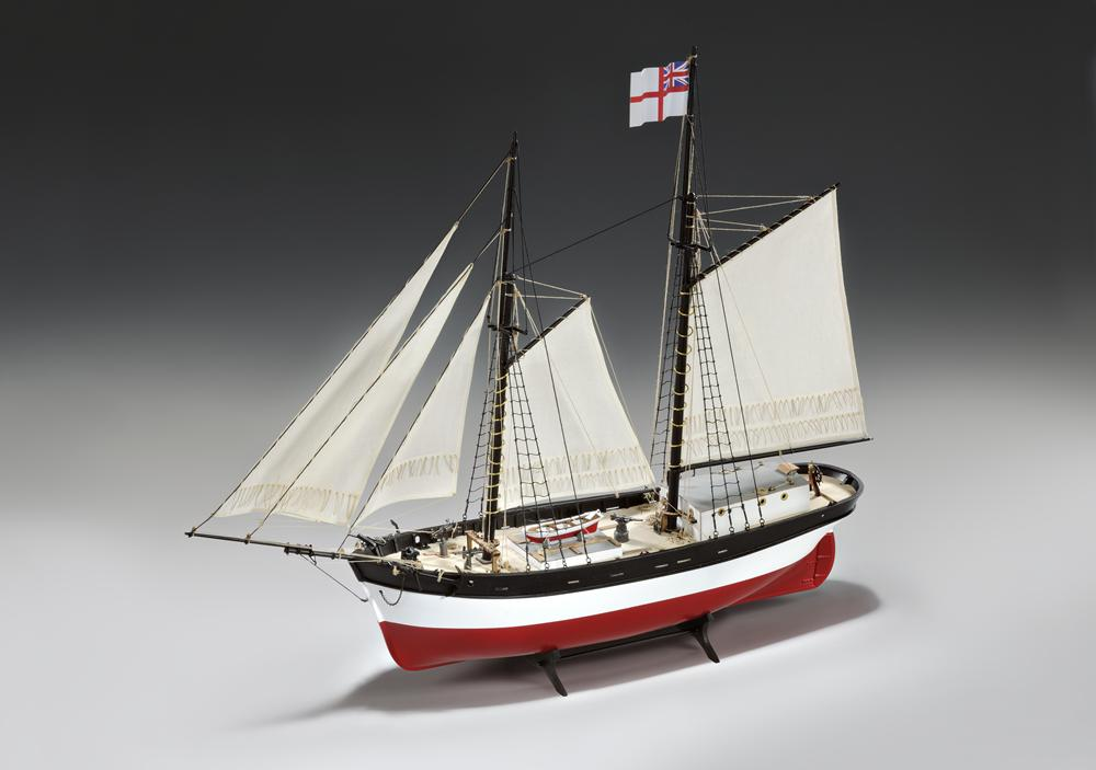 Amati ハンターQ-Ship(Amati Q-Ship Hunter 1:60 )EA1450