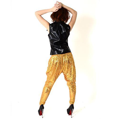 합 피 스파이크와 라 이다 스 조끼/0274 키즈의 라 이다 스 ' 무대 의상 ' 의상에서 댄스 의상, 댄스에 드레스 의상을 무대 의상, 댄스 웨어 ' DANCE '도 색 ' 발표회에서 사은 회에서 의상에서 학원 제에서 문화 축제