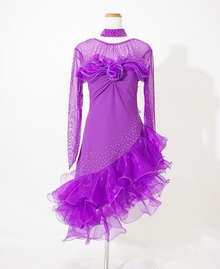 100496ebf96d ... Luxury dress ballroom dance dress dance costume dress Latin dress  costume formation of ren's diplomatic dance