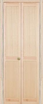 木製室内ドア クローゼットセット -ヘムロック- SC-HBD-2FP 巾600mm