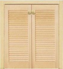 木製室内ドア 階段下収納 -アッシュ- SC-AB-LL