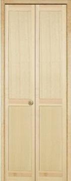 木製室内ドア クローゼットセット -パイン- SC-PBD-2FP 巾600mm