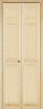 木製室内ドア クローゼットセット -パイン- SC-PBD-3FP 巾600mm