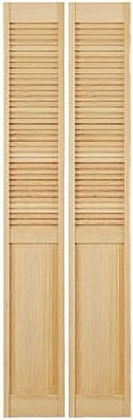 木製室内ドア -ヘムロック-/クローゼット HB-H1424 巾600mm