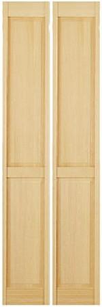 木製室内ドア -ヘムロック-/クローゼット PB-H1440 巾600mm