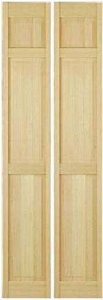 木製室内ドア -ヘムロック-/クローゼット PB-H1460 巾600mm