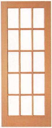 木製室内ドア -ヘムロック- HD-1515