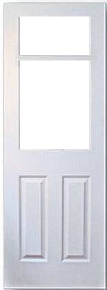 木製室内ドア -HDF-/アートガラス CD-2L66