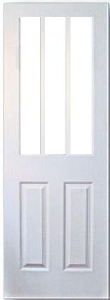 木製室内ドア -HDF-/アートガラス CD-3L66