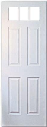 木製室内ドア -HDF-/アートガラス CD-3S66