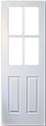 木製室内ドア -HDF-/アートガラス CD-4L66