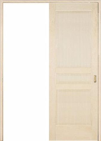 木製室内ドア 引き戸枠セット-バーチ- SL-BD-33