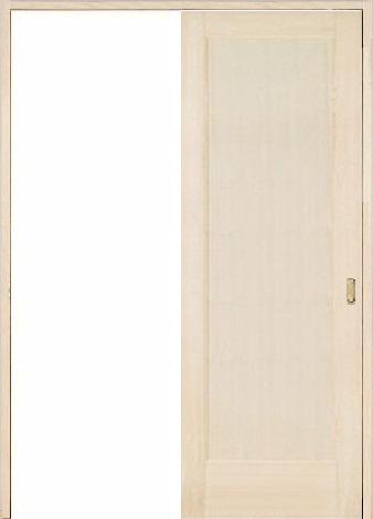 木製室内ドア 引き戸枠セット-バーチ- SL-BM-11