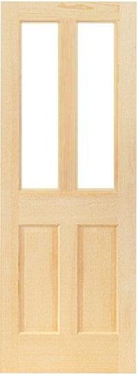 木製室内ドア -クリアパインドア-/アートガラス PD-2L44