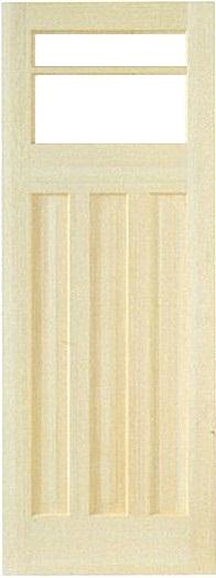 木製室内ドア -クリアパインドア-/アートガラス PD-2M55