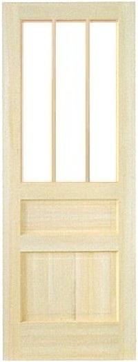 驚きの値段で 木製室内ドア works (アユキワークス) -クリアパインドア-/アートガラス PD−3M33:Ayuki-木材・建築資材・設備