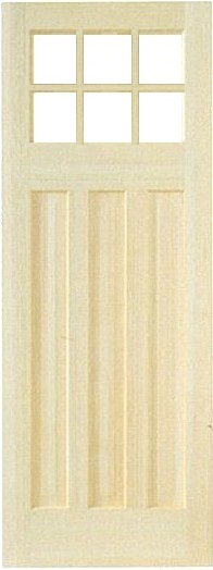 木製室内ドア -クリアパインドア-/アートガラス PD-6M55