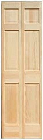 木製室内ドア -パイン-/クローゼット PB-3RP 巾600mm