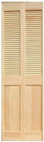 木製室内ドア -パイン-/クローゼット PB-LVR/PAN 巾600mm