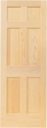木製室内ドア -クリアパインドア- PD-66