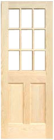 木製室内ドア -クリアパインドア- PD-944