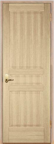 木製室内ドア 開き戸枠セット-アッシュ- SW-AD-33