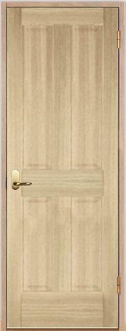 木製室内ドア 開き戸枠セット-アッシュ- SW-AD-44
