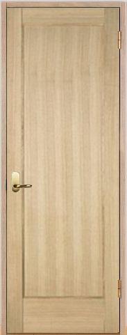 木製室内ドア 開き戸枠セット-アッシュ- SW-AM-11