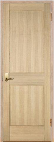 木製室内ドア 開き戸枠セット-アッシュ- SW-AM-22