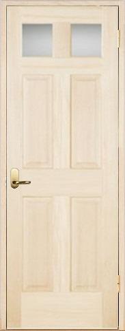 木製室内ドア 開き戸枠セット-バーチ- SW-BD-266