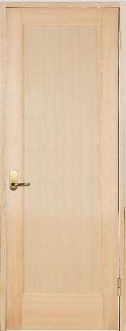木製室内ドア 開き戸枠セット-ヘムロック- SW-HM-11