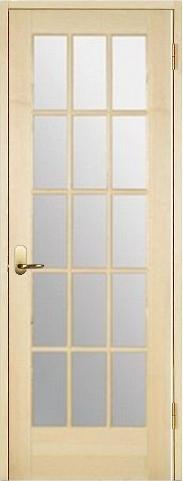 木製室内ドア 開き戸枠セット-パインドア- SW-PM-1515