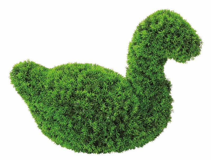 ガーデングリーン ダック〔ガーデンタイプ〕/光触媒 観葉植物 ウンベラータ フェイクグリーン 花 胡蝶蘭 開店祝い 開業祝い 誕生祝い 造花 アートフレーム おしゃれ 飾る 4Lサイズ 巣ごもり