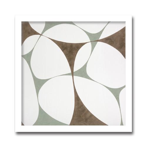 絵画・抽象画 Marilu Datali Hartnett Flower Power 14(フラワーパワー)/インテリア 壁掛け 額入り 額装込 風景画 油絵 ポスター アート アートパネル リビング 玄関 プレゼント モダン アートフレーム おしゃれ 飾る LLサイズ 巣ごもり