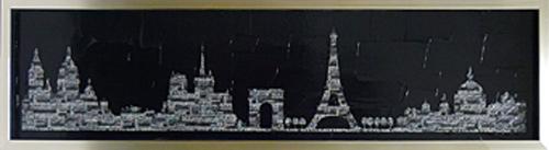 絵画 マックス カーター シティ スリッカー2/インテリア 壁掛け 額入り 額装込 風景画 油絵 ポスター アート アートパネル リビング 玄関 プレゼント モダン アートフレーム おしゃれ 飾る LLサイズ 巣ごもり