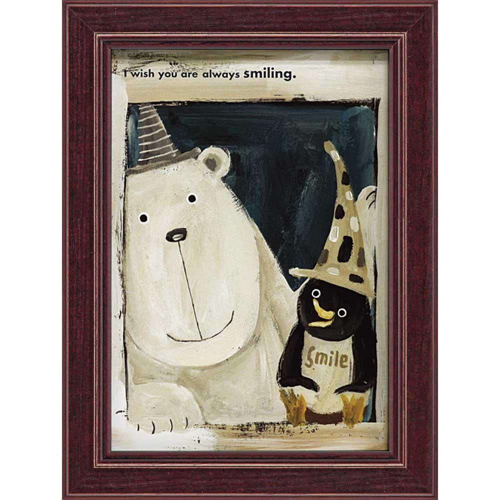壁掛けアートは リビングや玄関におすすめのインテリア 絵画といえばルノワール ゴッホのひまわりといった名画が有名 かわいい壁飾りはお部屋を癒やしてくれそう プレゼントにも 絵画 ゆうパケット 武内 祐人 シロクマとペンギン インテリア 壁掛け 額入り 中古 額装込 アートパネル 玄関 巣ごもり おしゃれ ポスター リビング アートフレーム 油絵 モダン Sサイズ 風景画 超特価 アート プレゼント 飾る