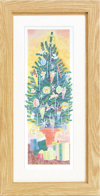 ayuwara  라쿠텐 일본: Cristmas tree 〔 밤나무 乃木 ハルミ/속을 버섯 ...