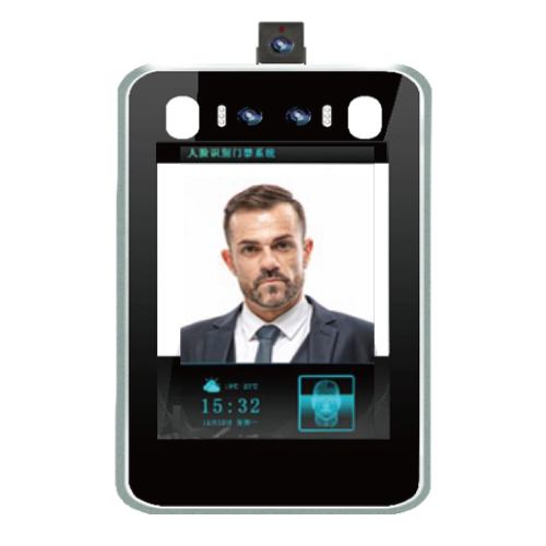 AI顔認証&自動検温システム タブレット型 非接触型