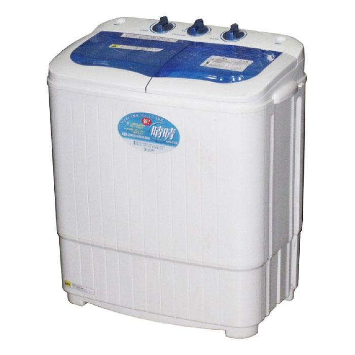 ★二層式小型洗濯機 新!晴晴 AHB-03 ※メーカーより直送(●代引き不可)新商品