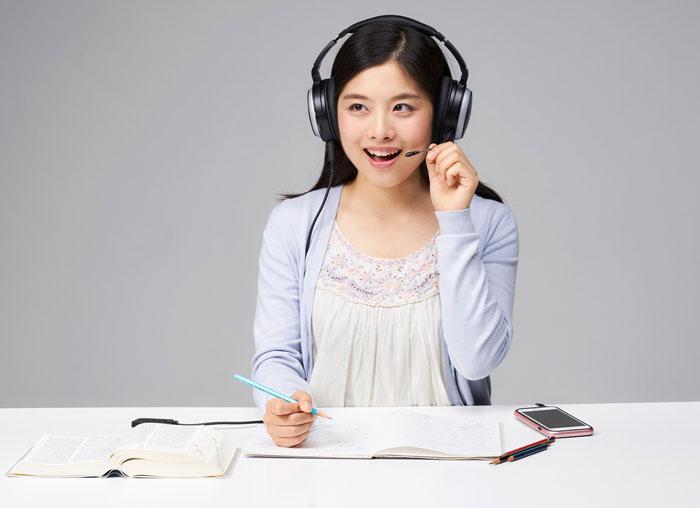 ★ヘッドフォン型記憶学習機 キオーカー 英会話用小冊子付属 ◎即納します
