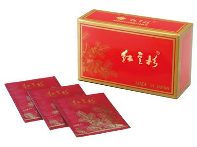★【500円OFFクーポン対象】【お得な2個売り】紅豆杉茶 こうとうすぎちゃ 2g×30包