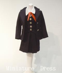 ミニチュアドレス:制服