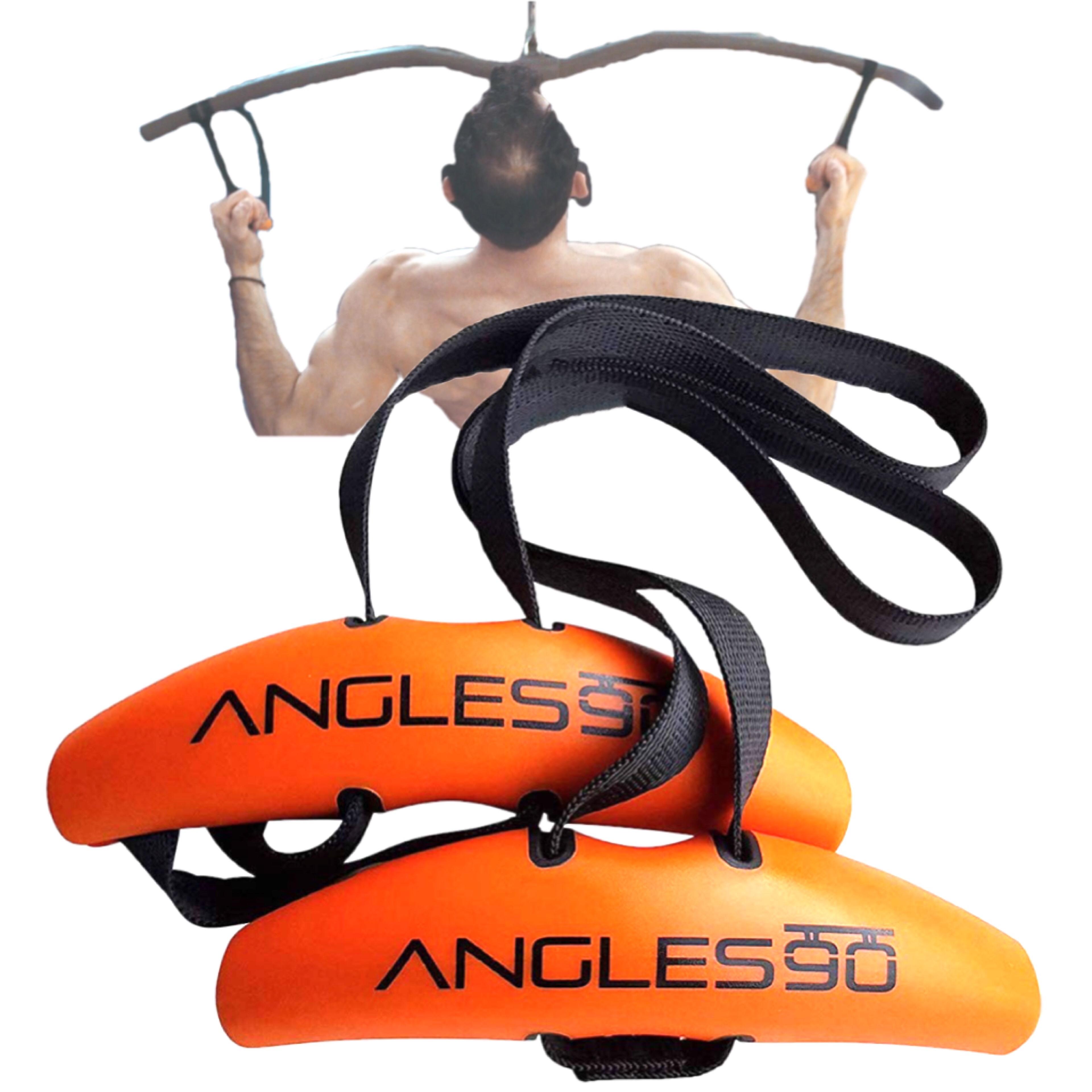 Angles90 アングレス90 グリップセット 懸垂補助器具 優先配送 ケーブルアタッチメント 予約販売品 イタリア製