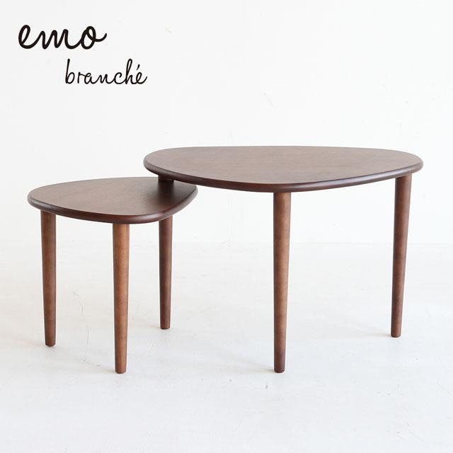 ICIBA 市場 emo branche [エモブランシェ] スイングテーブル EMT-3053BR 【ラッキーシール対応】