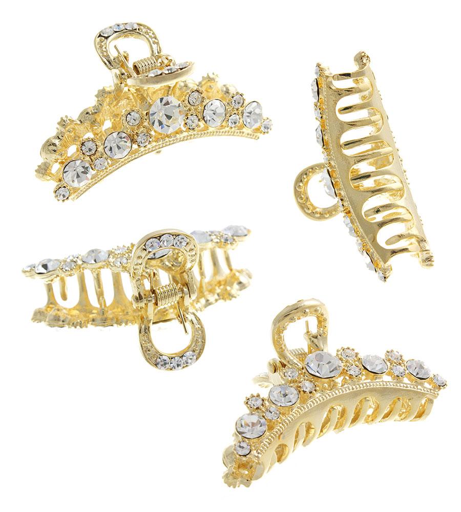 Gold x rainstormbangs clip hairclip / hair accessories H-830