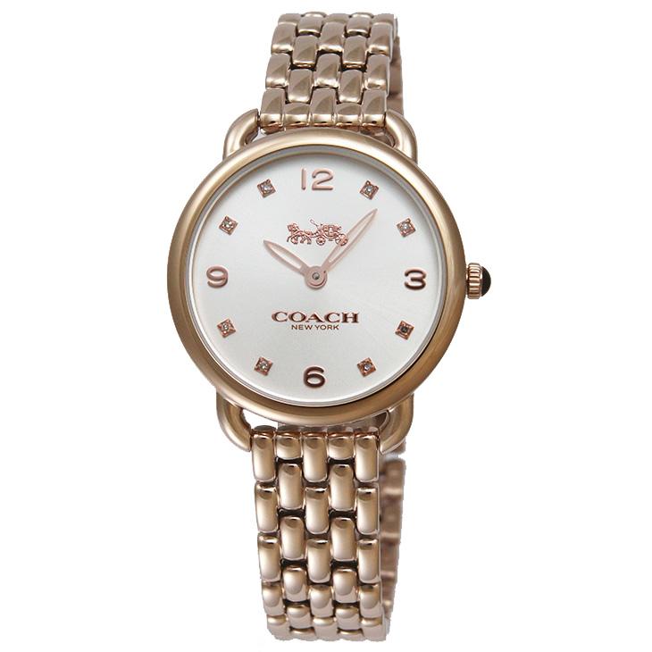 コーチ COACH 腕時計 デランシースリム 14502783 レディース 時計 ウォッチ プレゼント ギフト 送料無料