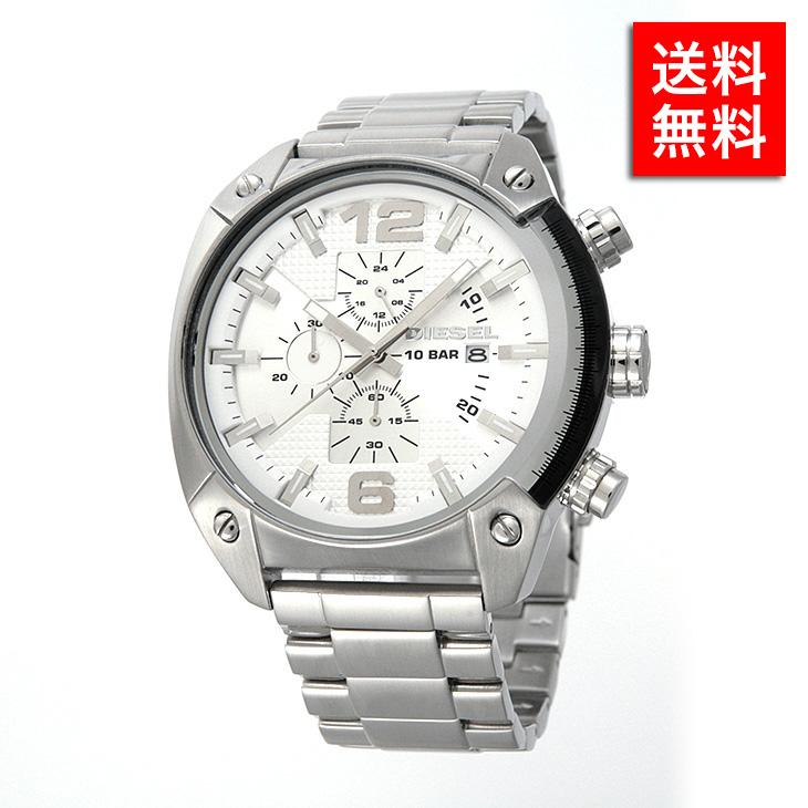 DIESEL ディーゼル 腕時計 OVERFLOW DZ4203 メンズ プレゼント ギフト 時計 ウォッチ 送料無料