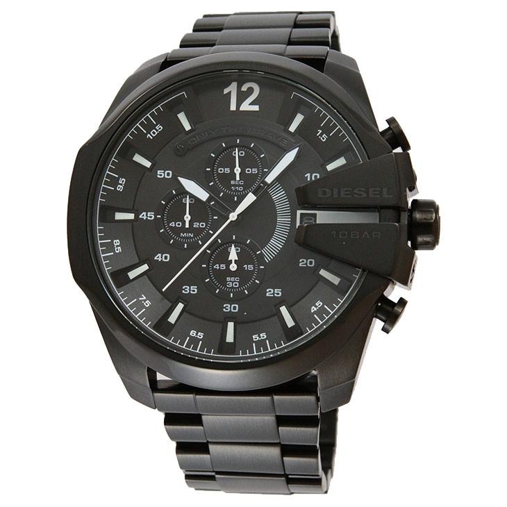 DIESEL ディーゼル 腕時計 メガチーフ BKIP DZ4283 メンズ プレゼント ギフト 時計 ウォッチ 父の日 送料無料