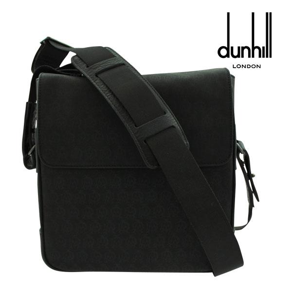 ダンヒル バッグ ショルダーバッグ メンズ dunhill NORTH SOUTH BAG WITH F L3K760A ブラック 黒 通勤用バッグ ビジネスバッグ 人気 男性 紳士 使いやすい ブランド