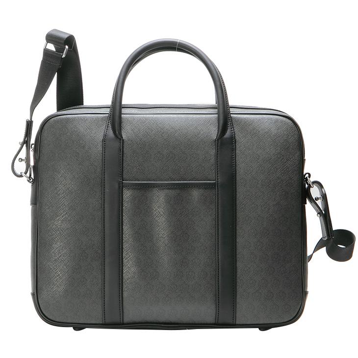 ダンヒル バッグ DUNHILL ビジネスバッグ ブリーフケース L3R781Z GRY グレー プレゼント ギフト 送料無料